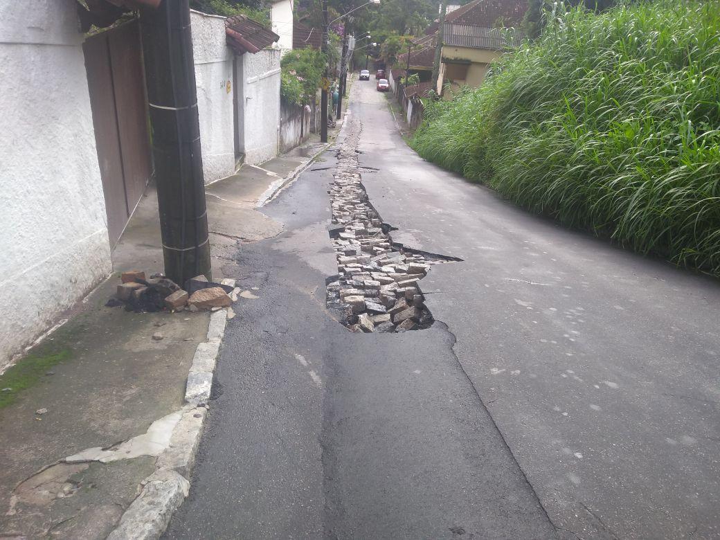 Rua Emílio Zaluar