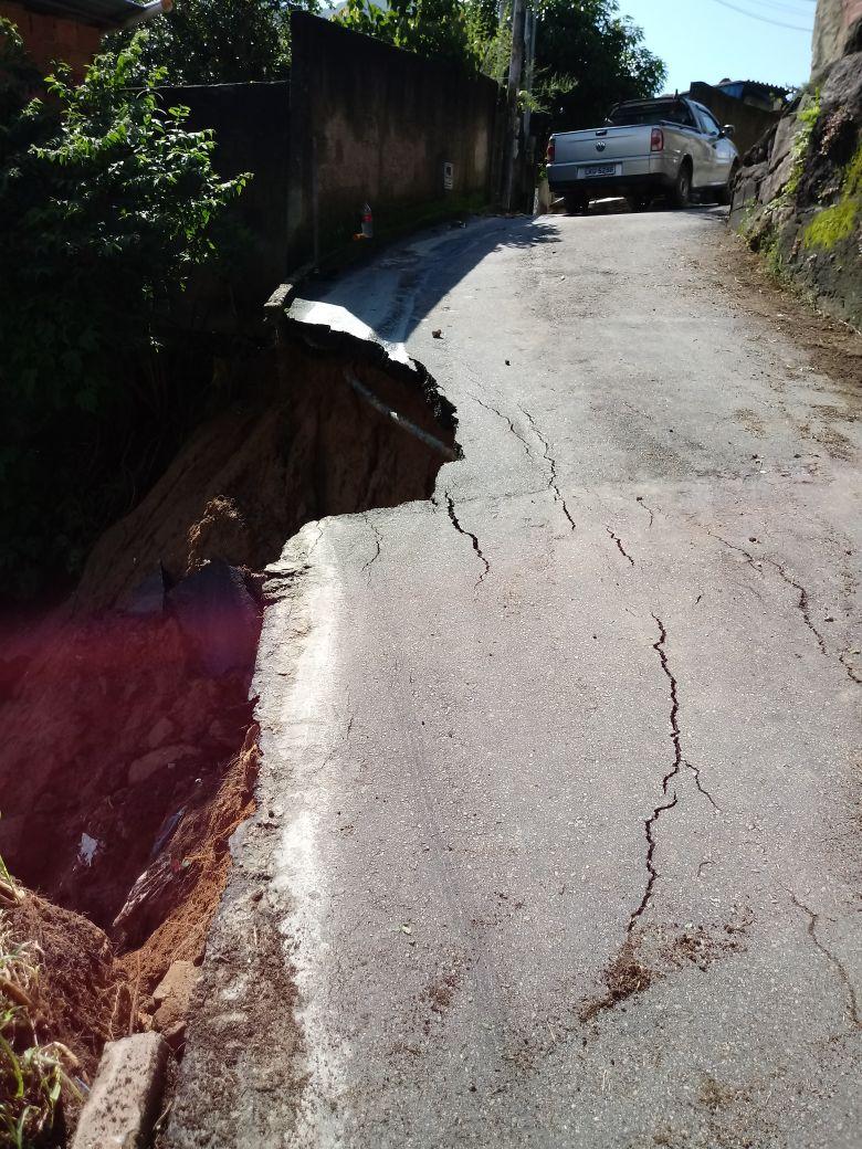 Rua Aristides Ladeira